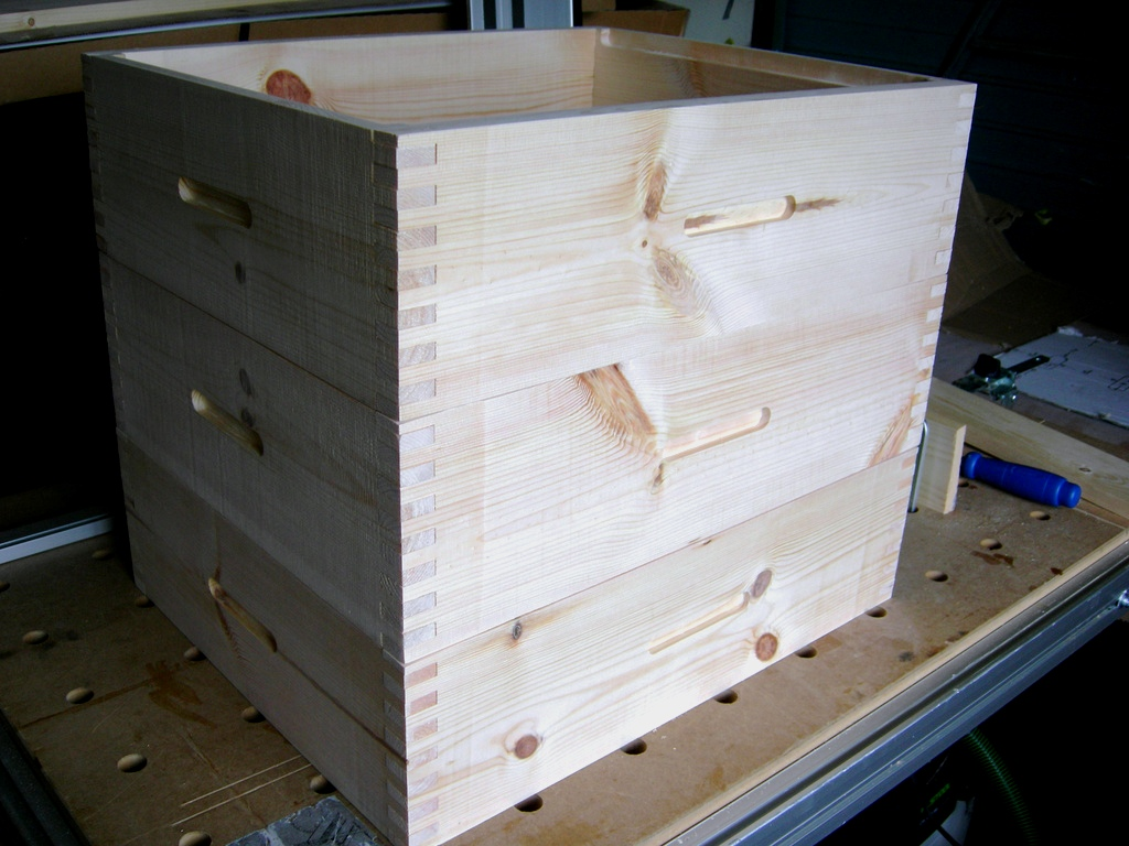 Langstroth beehives - handmade in  Ireland!